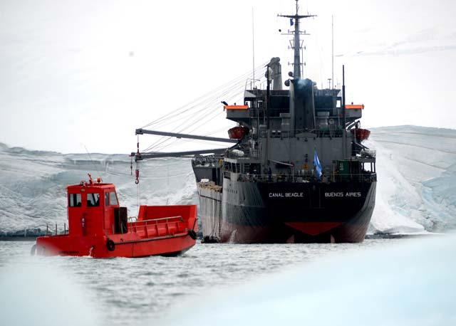 Resultado de imagen para Campaña Antártica de Verano: fin de la primera etapa