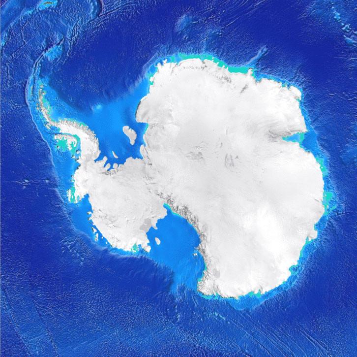 """Antártida, un lienzo en blanco para estudiar la """"élite"""" de los contaminantes. Foto: Associated Press - AP"""