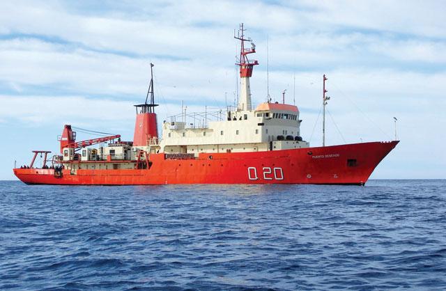 Resultado de imagen para buque oceanográfico ARA Austral