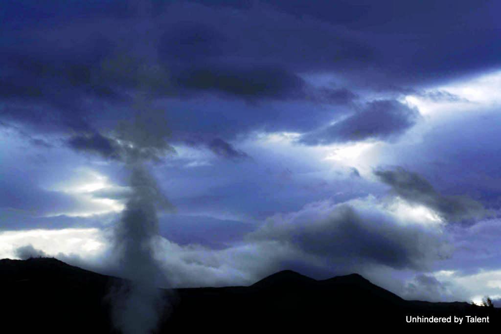Se confirma que el vapor de agua amplifica el - Chimeneas electricas con vapor de agua ...
