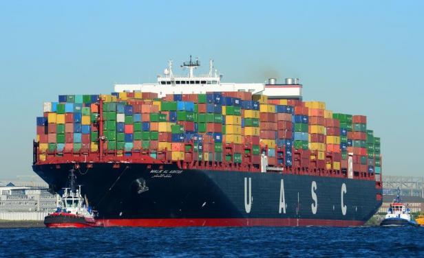 Puertos y barcos asunto muy serio nuestromar - Contenedores de barco ...